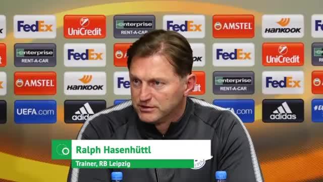 """Hasenhüttl: Werner """"muss Ego hinten anstellen"""""""