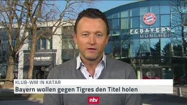 FC Bayern trotzt den Strapazen - 6. Titel in Griffweite