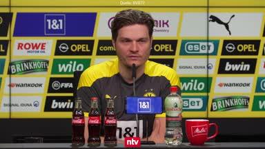 Terzic hofft weiter auf die Champions League