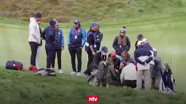 Harry-Potter-Star bricht bei Golf-Event zusammen