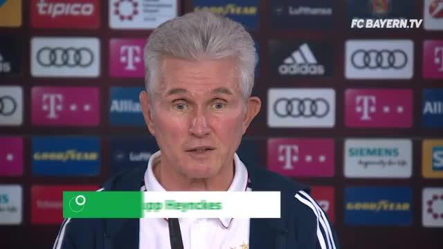 """Heynckes warnt vor Sevilla: """"Keine Euphorie"""""""
