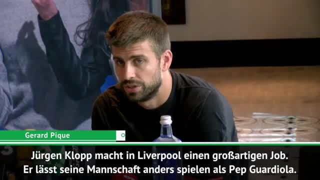 """Pique warnt ManCity: Liverpool ein """"starkes Team"""""""