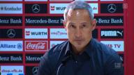 Nach 3:0: Hütter lobt Eintrachts Super-Sturm