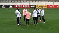 DFB-Team startet dezimiert in die Vorbereitung
