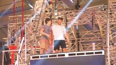 Kim Marschner gewinnt Ninja Warrior Allstars!
