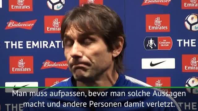 """Conte: Mourinho? """"Er ist ein kleiner Mann"""""""