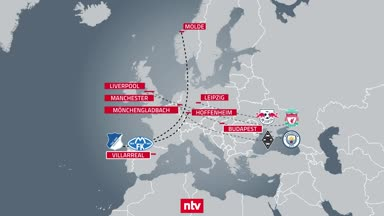Hoffenheim in Spanien gegen Kaltstarter aus Molde