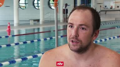 Schwimm-Star Koch startet Olympia-Traum