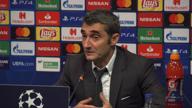 Valverde: Entschuldigen uns nicht für Messi
