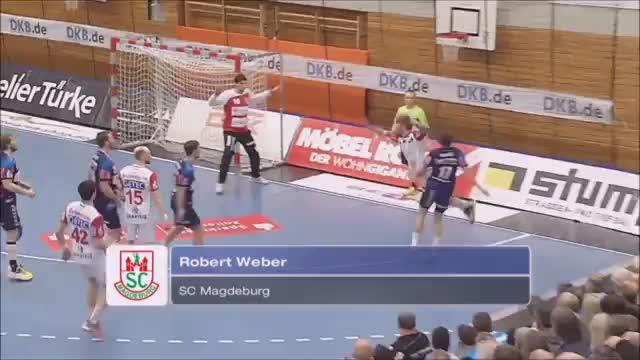 Handball: Traumtore im März