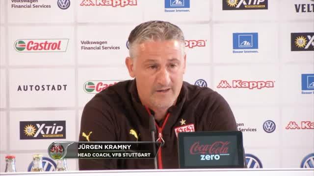 """Kramny: """"Haben endgültige Quittung bekommen"""""""