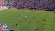 Argentinien: Zidane-Trick-Fail führt zu Rot