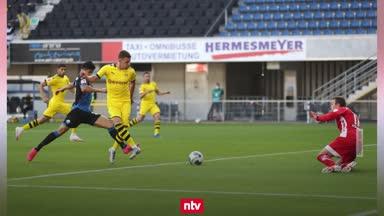 BVB vs. Paderborn: Torspektakel vorprogrammiert
