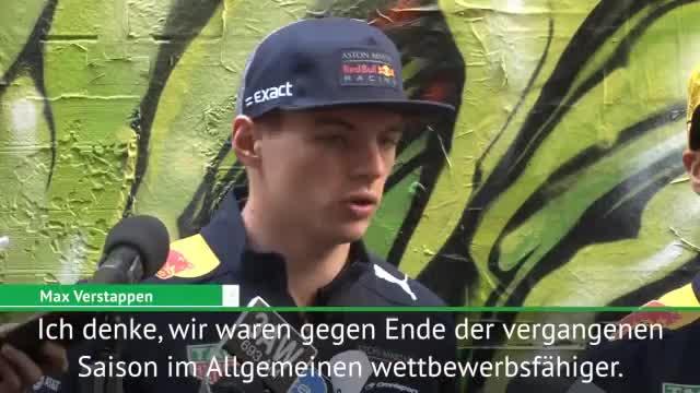 Verstappen: Mercedes weiter stärkster Gegner