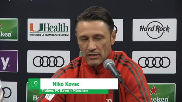 """Kovac: James """"wird uns alle glücklich machen"""""""