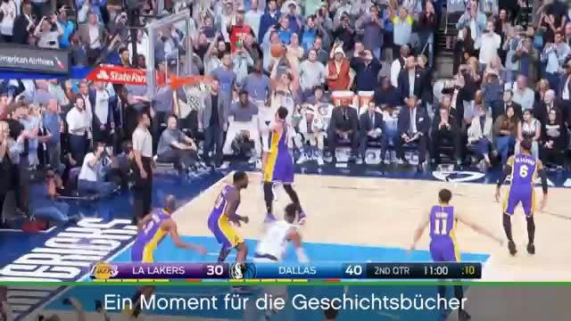 Historisch! Hier knackt Dirk die 30.000 Punkte