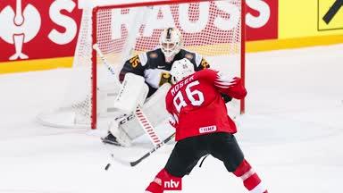 Eishockey-Krimi mit Happy End für Deutschland
