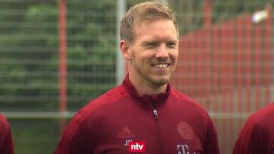 Julian Nagelsmann startet beim FC Bayern