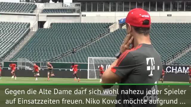 FC Bayern zu Gast bei den 76ers und den Eagles