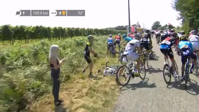 TdF: Sprint-Sieg für Demare bei Quintana-Schock
