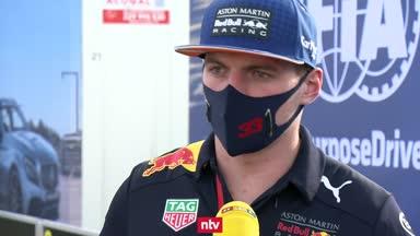 Hülkenberg zu Red Bull? Verstappen äußert sich