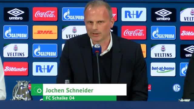 """S04s neuer Schneider: """"Sind im Abstiegskampf!"""""""