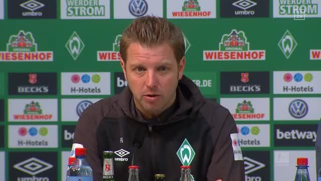 """Kohfeldt lobt """"leidenschaftliche"""" Schalker"""