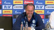 """Stevens lacht über Heldt-Aussage: """"Habe Momente"""""""