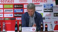 Funkel: Werder-Müdigkeit nach FCB war Schlüssel