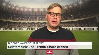 "Bundesliga droht ""gespenstische Atmosphäre"""