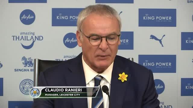 """Ranieri über Okazaki-Traumtor: """"Fantastisch"""""""