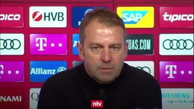 Flick hat trotz Comeback des FC Bayern Redebedarf