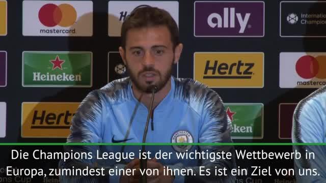 "Silva: Champions-League-Sieg? ""Ist das Ziel"""