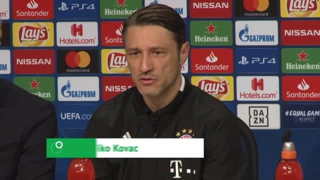 Kovac: Ball auch mal über die Linie würgen