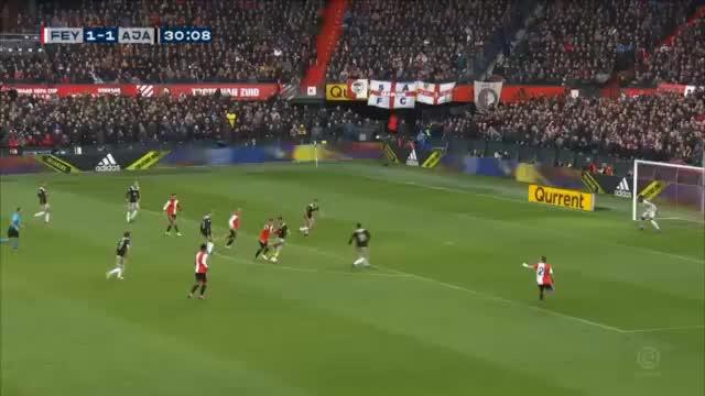 Irres Torfestival! Feyenoord schießt Ajax ab