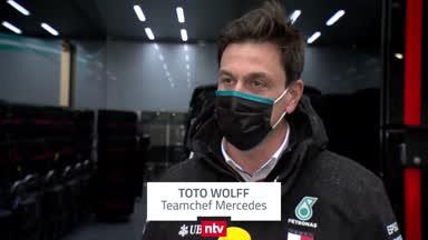 """Wolff adelt Hamilton: """"Ist herausragend gefahren"""""""
