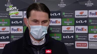 Bern-Coach Seoane spricht über Gladbach-Gerüchte