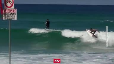 """Deutschlands bester Surfer und sein Olympia-""""Traum"""""""