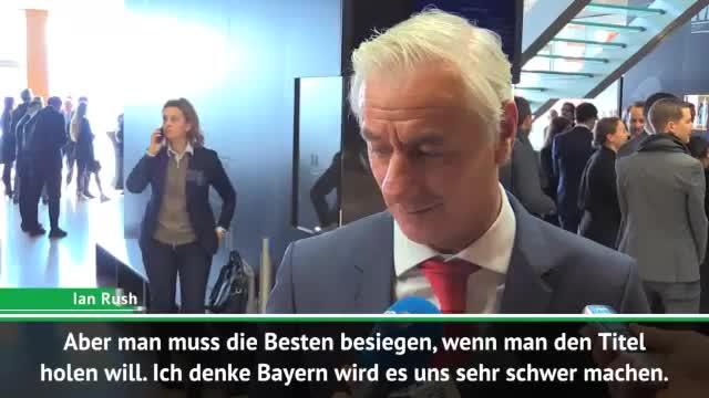 Rush zu Bayern-Hammer: Hinspiel essenziell