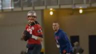 Patriots und Rams bereit für Super Bowl LIII