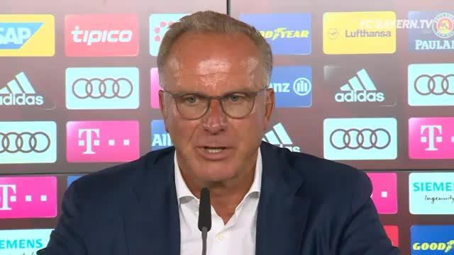 """Rummenigge: """"Noch keinen Costa-Deal mit Turin"""""""