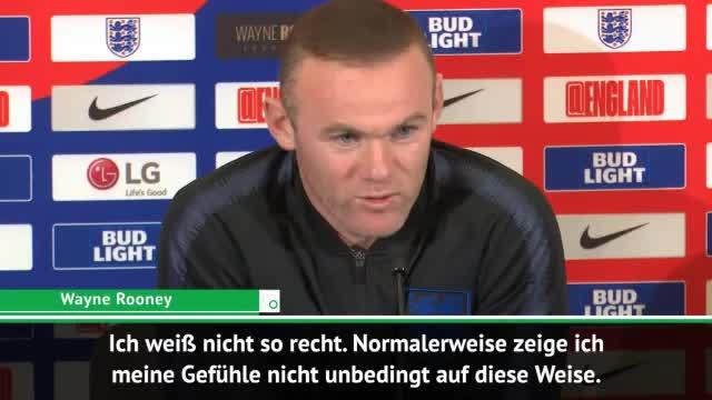 Die emotionale Rückkehr des Wayne Rooney