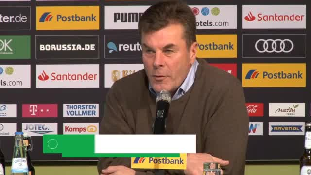 "Hecking: BVB ""absoluter Meisterschaftsfavorit"""