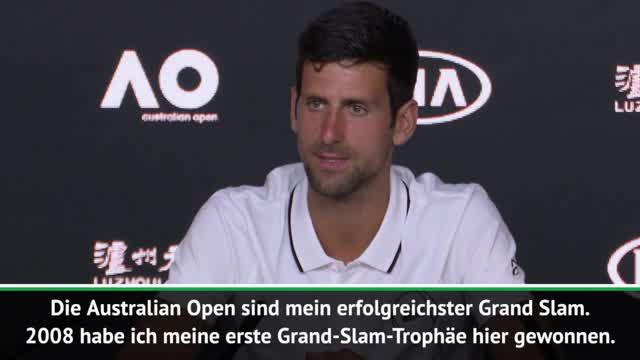 Djokovic: So wichtig war mein erster Triumph