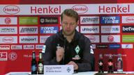 """Kohfeldt über FCB-Pleite: """"War zu viel für uns"""""""