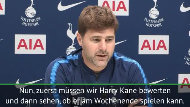Pochettino: Kane empfindet viel für Tottenham