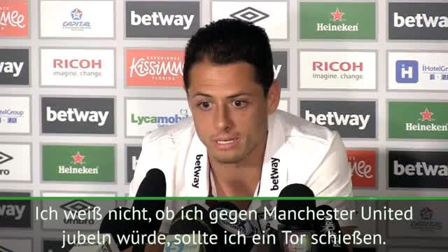 Jubel? Hernandez vor United-Rückkehr unschlüssig