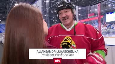 """Weißrusslands Präsident: """"Es gibt hier kein Virus"""""""