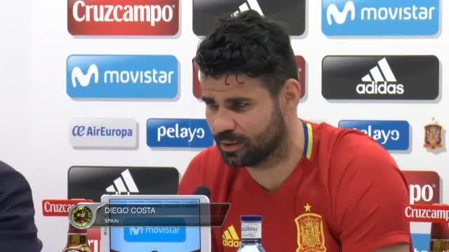 """Wütend? Costa: """"Gerade bin ich ruhig"""""""