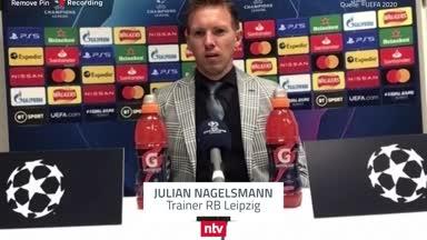 """Nagelsmann analysiert """"Packung"""" gegen ManUnited"""
